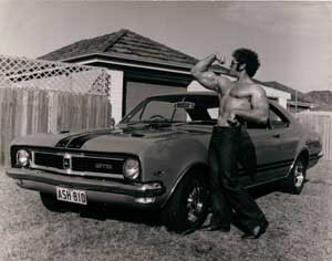 robert nailon monaro
